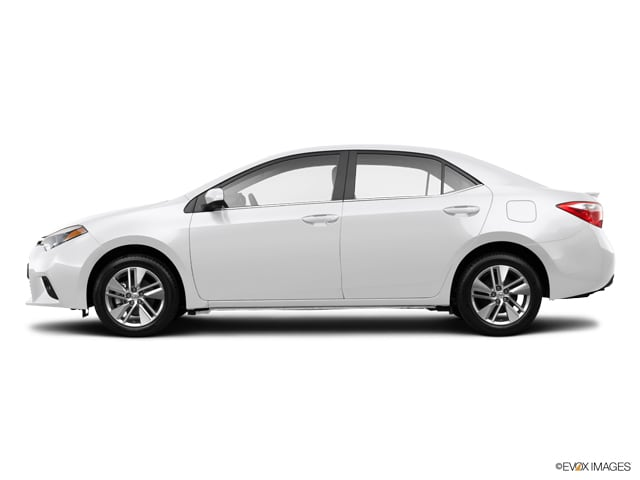 Photo 2014 Toyota Corolla LE ECO Plus Navigation, Sunroof  Push Button Star Sedan Front-wheel Drive 4-door