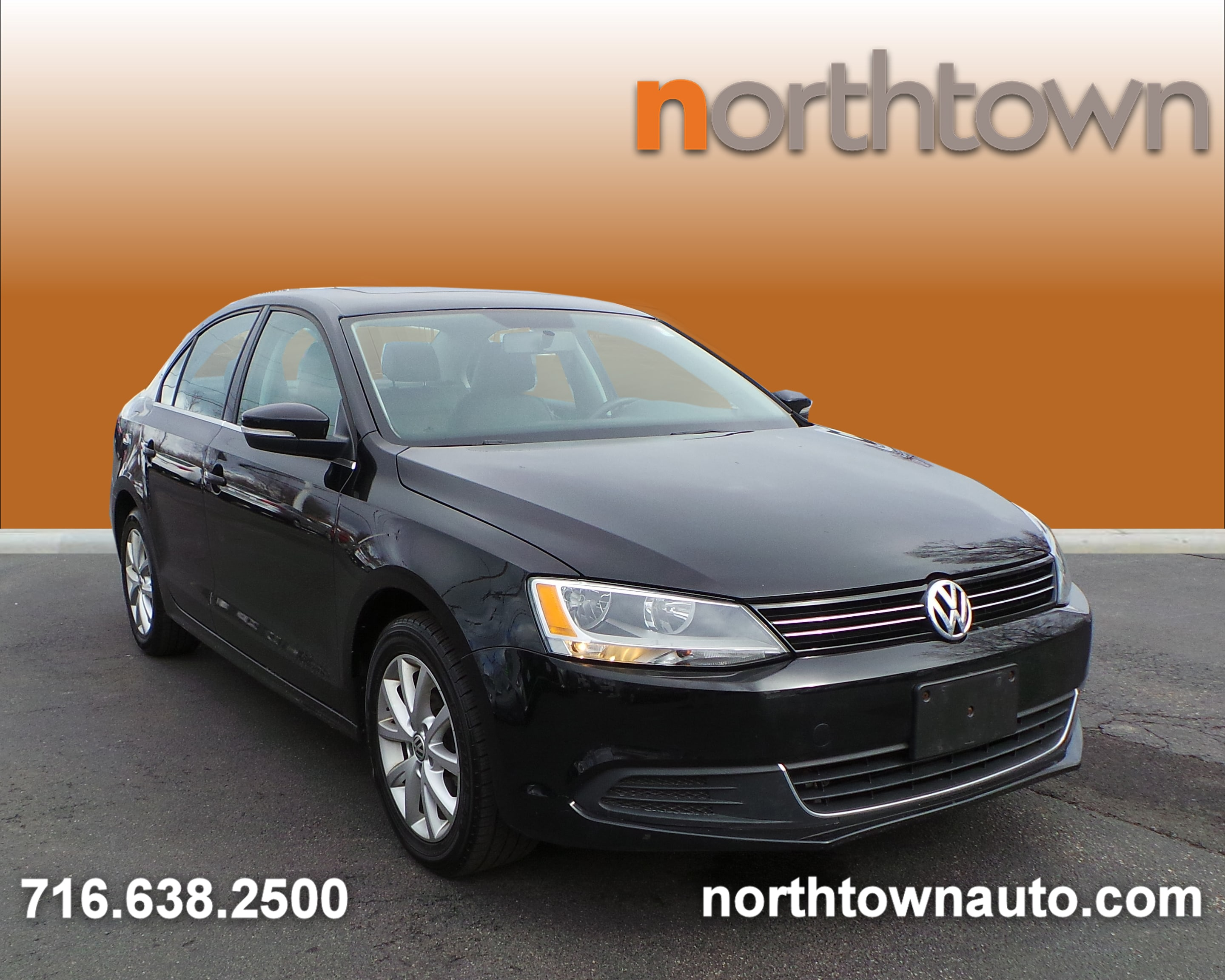 Photo 2014 Volkswagen Jetta 1.8T SE w Conn.  Roof Sedan