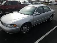 Used 2002 Buick Century Custom Sedan