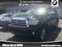 2010 Toyota Sequoia Platinum * One Owner * Navigation * Back-up Camera SUV 4x4