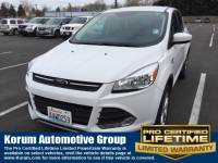 Used 2015 Ford Escape SE SUV I-4 cyl for Sale in Puyallup near Tacoma