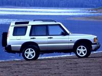2000 Land Rover Discovery Series II Duragrain Vinyl SUV for sale in Savannah