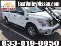 Certified 2017 Nissan Titan SV Crew Cab Pickup in Mesa