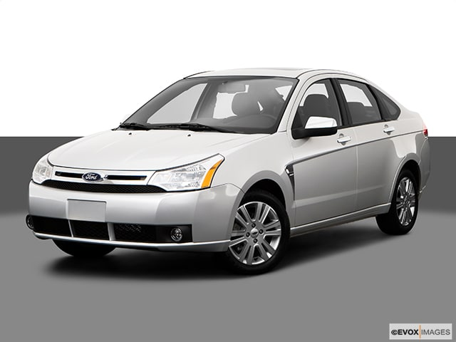Photo Used 2009 Ford Focus SEL For Sale  Houston TX  Stock 9W268266