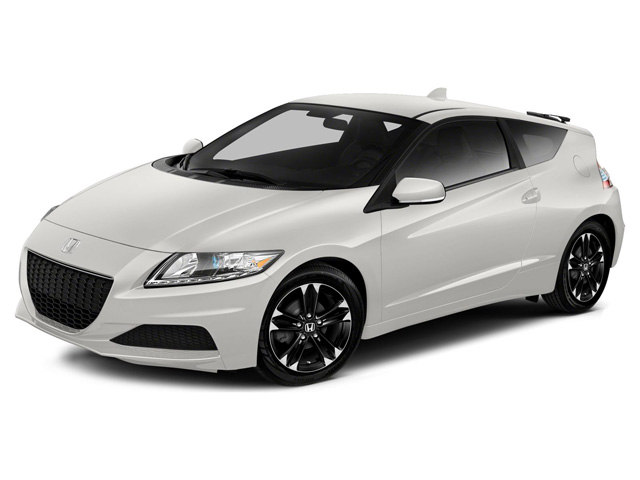 Photo Used 2014 Honda CR-Z Base Coupe For Sale Leesburg, FL
