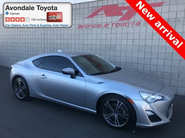 Photo Certified Pre-Owned 2015 Scion FR-S Coupe Rear-wheel Drive in Avondale, AZ