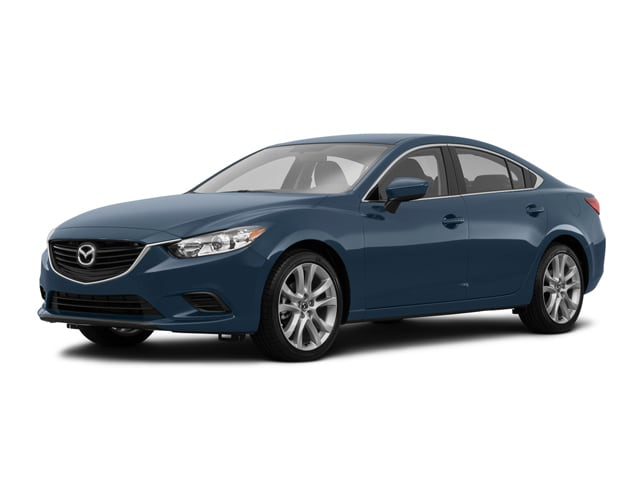 Photo Pre-Owned 2016 Mazda Mazda6 i Touring Sedan For Sale  Raleigh NC