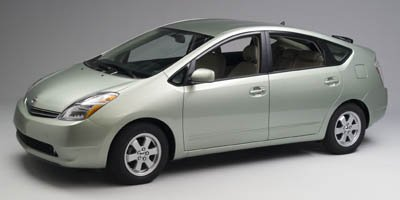 Photo Pre-Owned 2006 Toyota Prius 5dr HB Front Wheel Drive Sedan