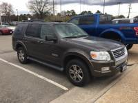 Used 2008 Ford Explorer XLT SUV V-6 cyl for sale in Richmond, VA