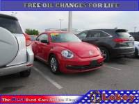 Used 2015 Volkswagen Beetle 1.8T Entry Hatchback in Clearwater, FL