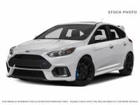 Used 2017 Ford Focus RS Hatch AWD All Wheel Drive 4 Door Car