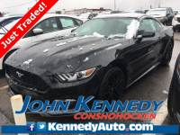 2016 Ford Mustang Ecoboost Coupe EcoBoost I4 GTDi DOHC Turbocharged VCT