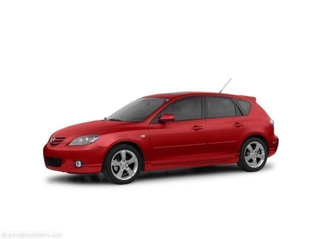 Photo Used 2006 Mazda Mazda3 s Hatchback for sale in Manassas VA