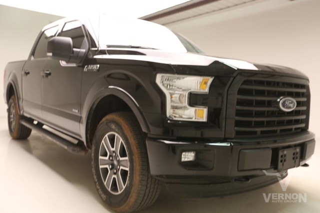 Photo Used 2016 Ford F-150 XLT Texas Edition Crew Cab 4x4 Fx4 in Vernon TX