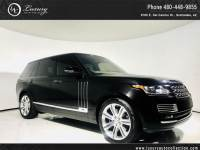 2016 Land Rover Range Rover 5.0L Supercharged SV Autobiography LWB | Surround Camera | Lane Departure | Executive Seating | 17 15 With Navigation