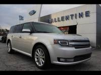 2016 Ford Flex Limited SUV Front-wheel Drive