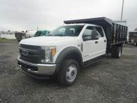 2017 Ford F-450 Chassis Truck Crew Cab V-8 cyl