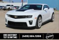 Pre-Owned 2013 Chevrolet Camaro ZL1 RWD 2D Coupe