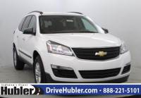 Used 2017 Chevrolet Traverse LS SUV