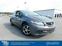2015 Honda Civic Sedan SE Sedan in Franklin, TN