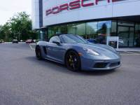 Pre-Owned 2017 Porsche 718 Boxster S RWD Convertible