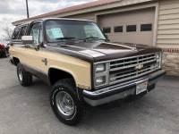 Used 1988 Chevrolet Blazer