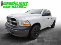 2010 Dodge Ram 1500 ST Quad Cab Short Bed 4WD