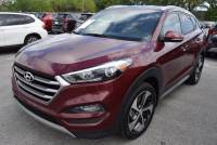 Certified Pre-Owned 2017 Hyundai Tucson Sport FWD 4D Sport Utility