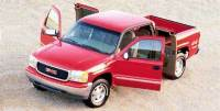 Pre-Owned 2000 GMC New Sierra 2500 SL Ext. Cab 3-Door Short Bed 2WD RWD Extended Cab Pickup