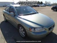 2006 Volvo S60 2.5T AWD Sdn MoonRoof 3m/3k Nationwide Warranty