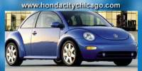 Used 2001 Volkswagen New Beetle 2dr Cpe GLX Turbo Auto For Sale Chicago, Illinois