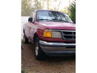 1994 Ford Ranger Super
