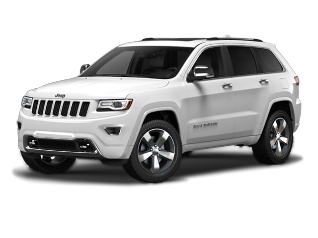 Photo 2015 Jeep Grand Cherokee Overland SUV in Staten Island