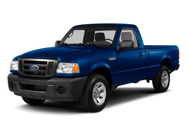 Photo Pre-Owned 2010 Ford Ranger RWD Regular Cab Pickup