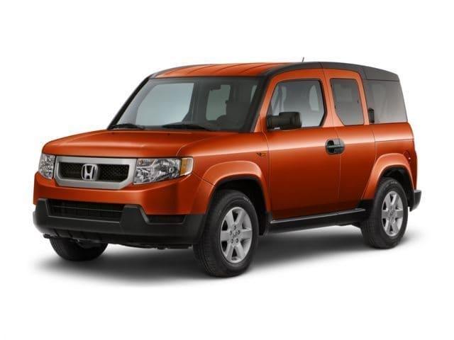 Photo Used 2011 Honda Element EX in Cincinnati, OH