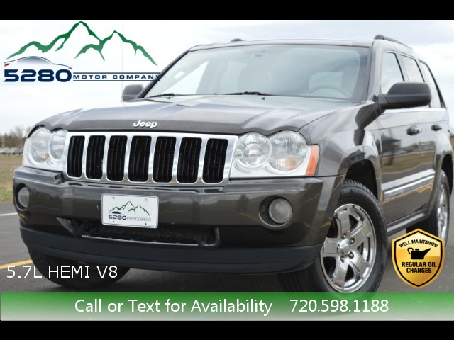 Photo 2005 Jeep Grand Cherokee Limited 4WD