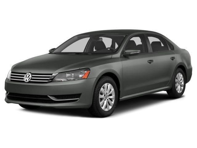 Photo Used 2014 Volkswagen Passat 1.8T SE Sedan  Greenville, NC