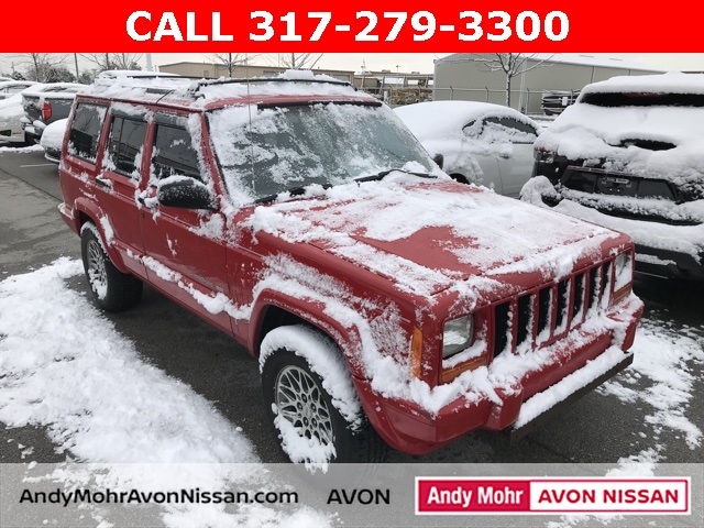 Photo Pre-Owned 1998 Jeep Cherokee Classic 4WD 4D Sport Utility