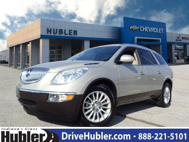 Photo Used 2010 Buick Enclave CXL w1XL SUV