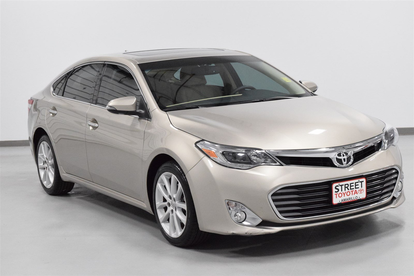 Photo Certified Pre-Owned 2013 Toyota Avalon Limited With Navigation For Sale in Amarillo, TX