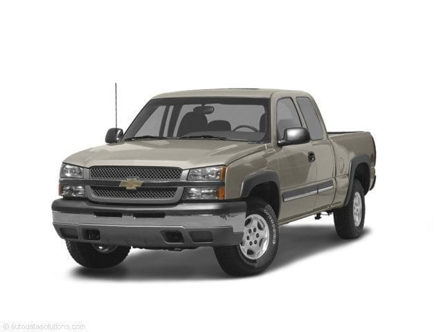 Photo Pre-Owned 2003 Chevrolet Silverado 1500 SS Truck Extended Cab For Sale  Raleigh NC