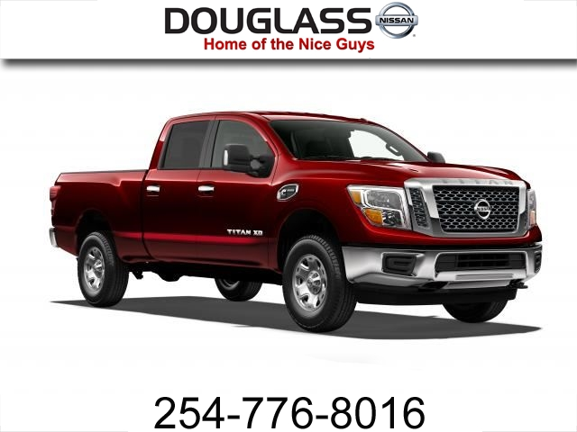 Photo Certified Pre-Owned 2016 Nissan Titan XD SV 4x2 Crew Cab 151.6 in. WB Rear Wheel Drive SV 4dr 4x2 Crew Cab 151.6 in. WB