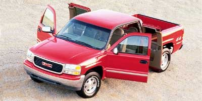 Photo Pre-Owned 2000 GMC New Sierra 2500 SL Ext. Cab 3-Door Short Bed 2WD RWD Extended Cab Pickup