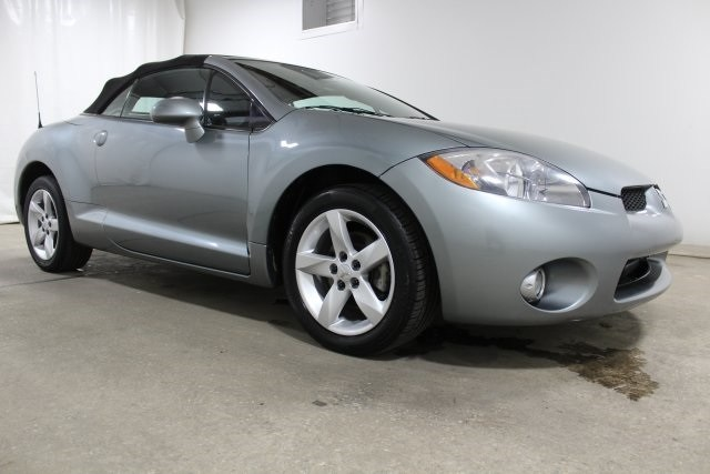 Photo 2007 Mitsubishi Eclipse Spyder GS Convertible for sale in Savannah
