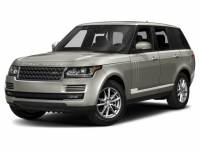 2017 Land Rover Range Rover 5.0L V8 Supercharged Sport Utility