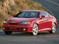 PRE-OWNED 2003 HYUNDAI TIBURON GT FWD 2D COUPE