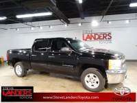 2013 Chevrolet Silverado 1500 LT Truck 6-Speed Automatic Electronic with Overdrive