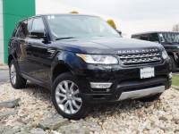 Certified Pre-Owned 2014 Land Rover Range Rover Sport HSE SUV