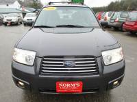 Used 2008 Subaru Forester For Sale | Wiscasset ME