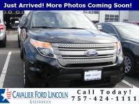 2015 Ford Explorer Base SUV V6 TIVCT ENGINE